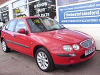 Used Rover 25 IMPRESSION S