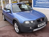 Used Rover Streetwise S 16V