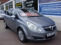 Used Vauxhall Corsa CLUB CDTI