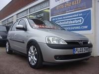 Used Vauxhall Corsa SXI DTI
