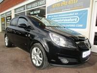 Used Vauxhall Corsa SXI A/C CDTI