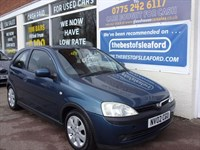 Used Vauxhall Corsa SXI 16V