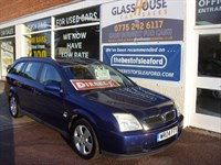 Used Vauxhall Vectra CLUB DTI 16V