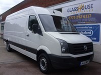 Used VW Crafter CR35 TDI