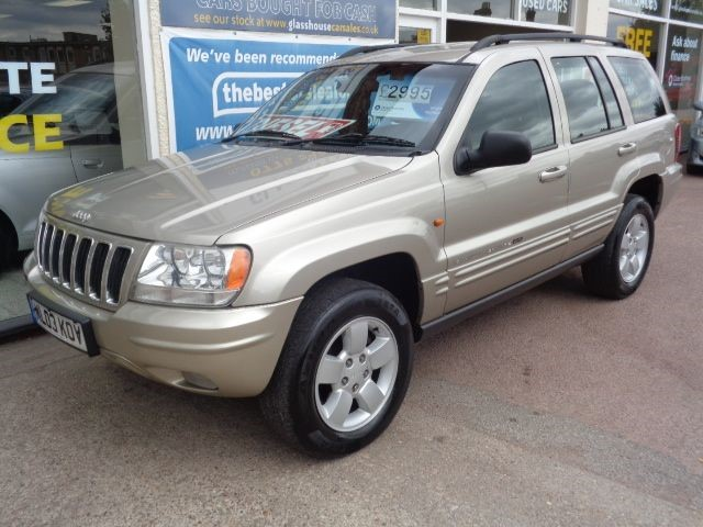 used grey jeep grand cherokee for sale lincolnshire. Black Bedroom Furniture Sets. Home Design Ideas