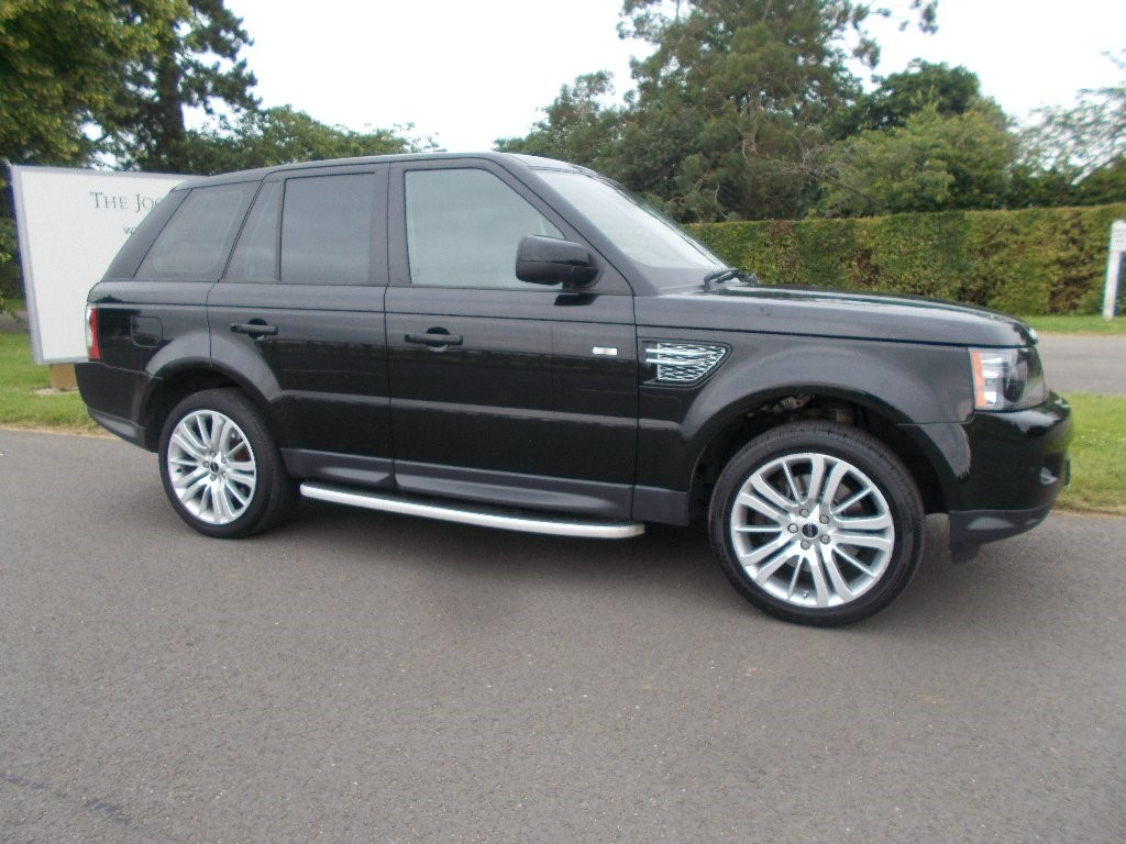 land rover range rover sport sd v6 hse station wagon 4x4 5dr for sale newmarket suffolk. Black Bedroom Furniture Sets. Home Design Ideas