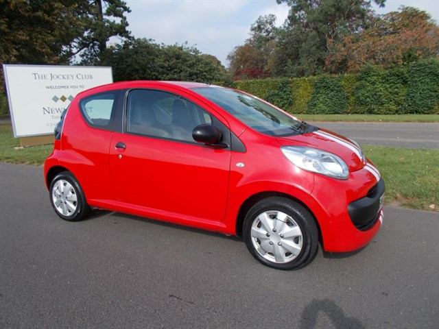 Citroen C1 10i Airplay 3dr