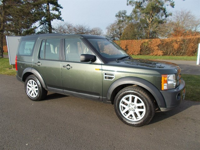 Land Rover Discovery TD XS 5dr 4WD