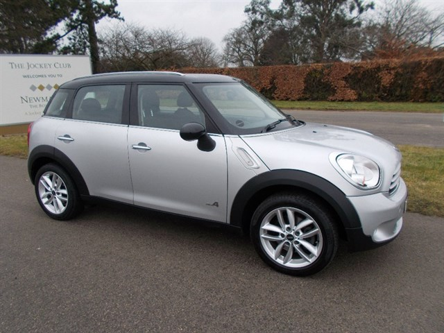 MINI Countryman D Cooper Chilli ALL4 5dr