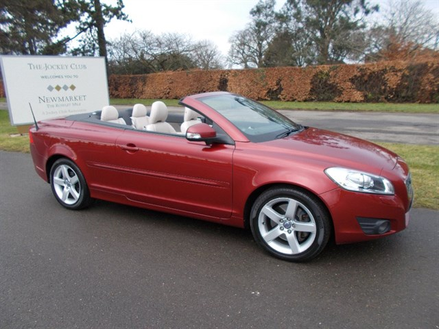 Volvo C70 D D4 SE Lux 2dr Geartronic 45000 MILES ONLY