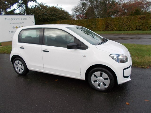 Volkswagen Up UP Take 5dr 13000 MILES ONLY