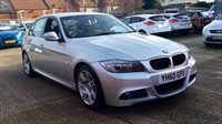 Used BMW 320d 3 Series (184) M Sport 4dr