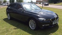 Used BMW 330d 3 Series XDrive Luxury Step Auto