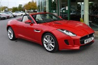 Used Jaguar F-Type Supercharged V6 2 dr Auto