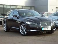 Used Jaguar XF Luxury 19' Alloys and High Spe