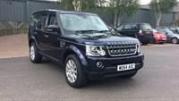 Used Land Rover Discovery SE SDV6 AUTO