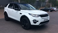 Used Land Rover Discovery Sport HSE LUX