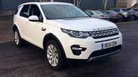 Used Land Rover Discovery Sport SD4 HSE 5dr Auto