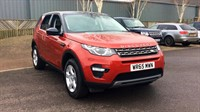 Used Land Rover Discovery Sport TD4 SE Tech 5dr (5 S