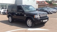 Used Land Rover Discovery TDV6 HSE