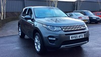 Used Land Rover Discovery Sport TD4 180 HSE 5dr Manu