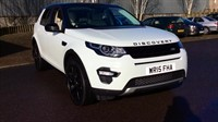 Used Land Rover Discovery Sport SD4 HSE Luxury 5dr A