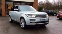 Used Land Rover Range Rover SDV8 Autobiography 4dr Aut