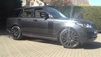 Used Land Rover Range Rover TDV6 Vogue 4dr Auto