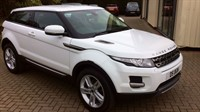 Used Land Rover Range Rover Evoque SD4 Pure 3dr (Tech Pack)