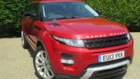 Used Land Rover Range Rover Evoque SD4 Dynamic 3dr Auto