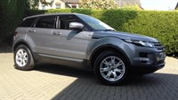 Used Land Rover Range Rover Evoque SD4 Pure 5dr Auto (Tech Pa