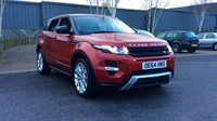 Used Land Rover Range Rover Evoque SD4 Dynamic 5dr (9) (Lux P