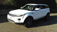 Used Land Rover Range Rover Evoque SD4 Prestige 5dr Auto (Lux