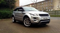 Used Land Rover Range Rover Evoque SD4 Dynamic 5dr Auto