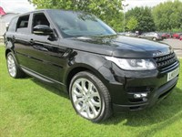 Used Land Rover Range Rover Sport Dynamic HSE