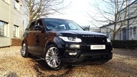 Used Land Rover Range Rover Sport SDV6 HSE Dynamic 5dr Auto