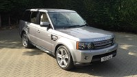 Used Land Rover Range Rover Sport HSE Black Edition