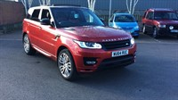 Used Land Rover Range Rover Sport SDV6 (306) Autobiography D