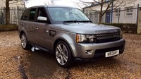 Used Land Rover Range Rover Sport SDV6 HSE Black Edition 5dr