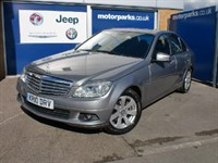 Used Mercedes C180 C-Class CGI BlueEFFICIENCY SE 4dr