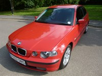 Used BMW 316ti 3 SERIES SE 3dr LONG MOT AND TAX.