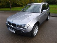 Used BMW X3 D SPORT FULL SERVICE HISTORY