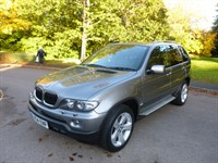 Used BMW X5 D SPORT FULL SERVICE HISTORY