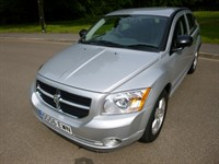 Used Dodge Caliber SXT 5dr CVT Auto 6 STAMPS IN THE SERVICE BOOK.