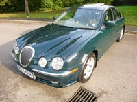 Used Jaguar S-Type SE V6 BIG SPEC.