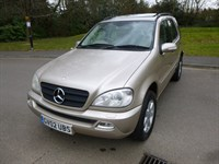Used Mercedes ML320 LUX PACK 7 SEATS XENON LIGHTS