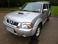Used Nissan Navara DOUBLE CAB DI SWB