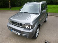 Used Suzuki Jimny JLX PLUS LOOK AT THE MILEAGE