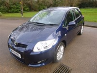 Used Toyota Auris TR VVT-I LOOK AT THE MILEAGE