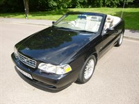 Used Volvo C70 T 2dr Auto LOOK AT THE COLOUR COMBO.